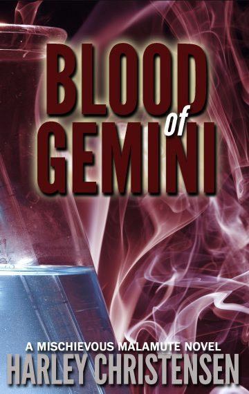 Blood of Gemini | Mischievous Malamute Mystery Series #3