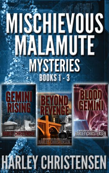 Mischievous Malamute Mystery Series | Books 1-3